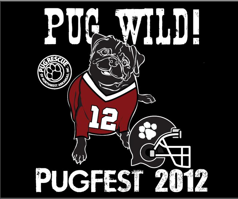 Pugfest 2012 T-Shirt